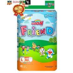 Tã quần Goon Friend L48 (9-14 kg)