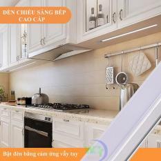 Đèn cảm ứng vẫy tay lắp tủ bếp dài 60cm bóng 11w