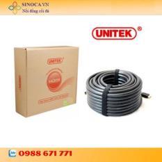 Giá Sốc Cable HDMI Unitek YC170A 25m (Đen)