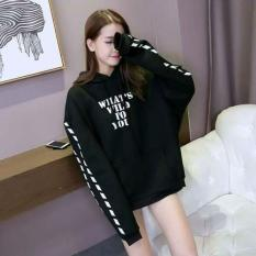 Áo khoác hoodie nữ kiểu dáng hàn quốc siêu hot TP 963