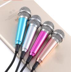 Micro karaoke tích hợp Loa Bluetooth Q7 (Vàng)