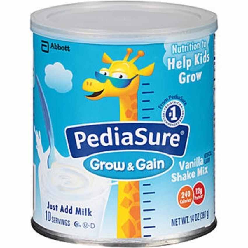 Sữa bột Pediasure hươu cao cổ vani 397gr - Hàng Mỹ