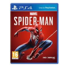 Đĩa game ps4 : Marvel's Spider-Man