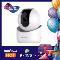 Camera IP Wifi Hikvision DS-2CV2Q21FD-IW 2MP xoay 4 chiều, kèm nguồn 5VDC