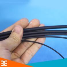 Combo Bộ 5 Ống Gen Co Nhiệt, Cách Điện 1-2-3-4-5mm, Mỗi Sợ 1m – Màu đen