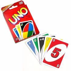 Bộ Bài UNO – Uno Loại Tốt Giấy Cứng