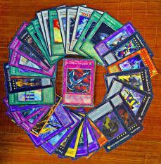 Thẻ bài Yugi loại đẹp giá tốt