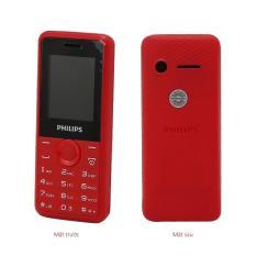 ĐTDĐ Philips E103 4 MB 2 Sim (Đỏ)
