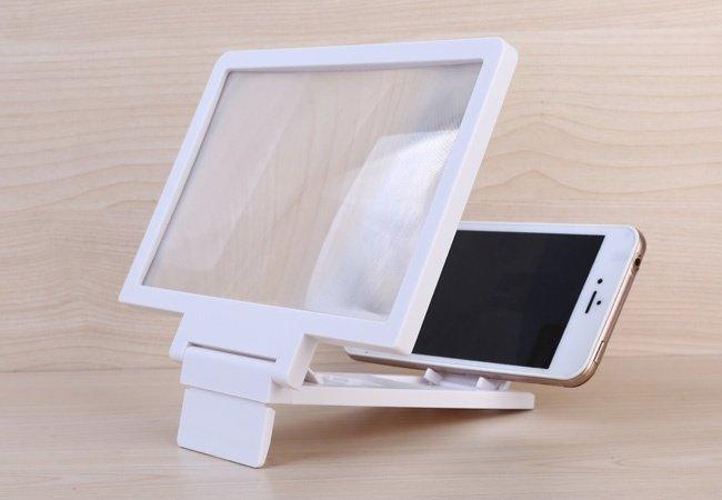 Đánh giá Kính Phóng Đại màn hình 3D 4D điện thoại F1 Tại Thế Giới Giá Sỉ