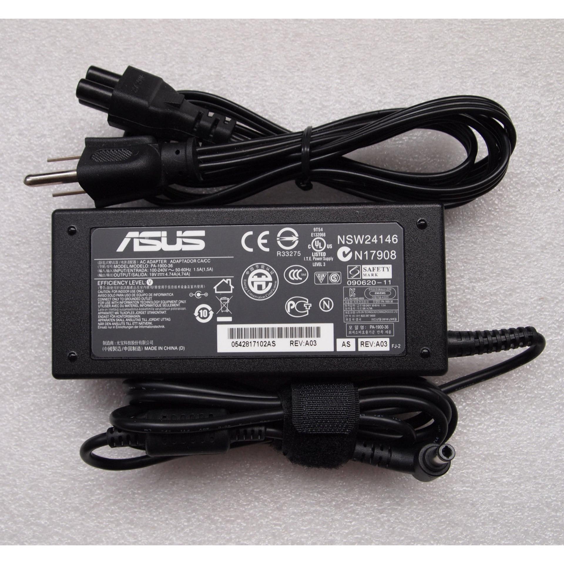 Mua Sạc Laptop ASUS AC Adapter 19V – 4.74A Tại Laptop Trọng Tín