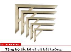 Bộ giá đỡ chữ L 20 x 30cm (ke , pát chữ L ) cao cấp – Huy Tưởng