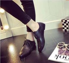 Giày bốt nữ, giày da phong cách