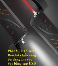 Bút dò lỗi sợi quang SGV 15km (sử dụng pin sạc)