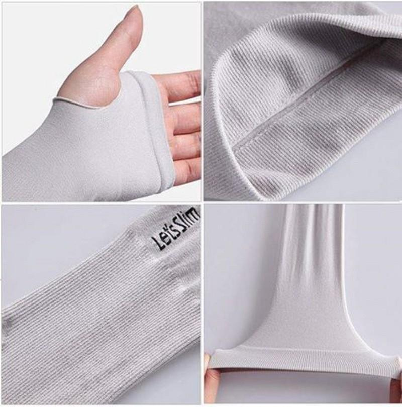 Protection Arm Cooling Sleeve Warmers Cuffs UV Protection Mens Female
