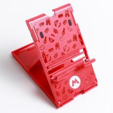 Đế dựng Nintendo Switch, điện thoại (hoa văn Super Mario)