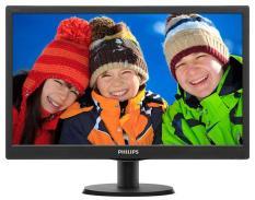 Màn hình vi tính 18.5 inches Philips 193V5LHSB2 (Đen)