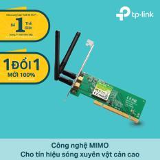 TP-Link – TL-WN851ND – Card mạng PCI Wi-Fi Chuẩn N 300Mbps-Hãng phân phối chính thức
