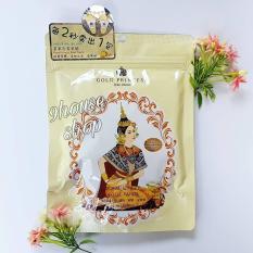 Miếng dán thải độc chân Gold Princess GỪNG – VÀNG NHẠT Thái Lan (10 miếng)