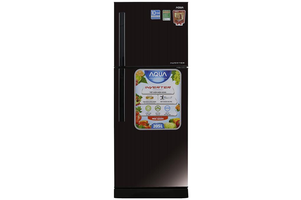 Tủ lạnh Aqua 205 lít AQR-I209DN DC