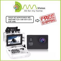 Camera hành trình thể thao KIWIVISION SJ4000 Full HD 1080 Chống nước vượt trội