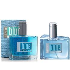 Bộ 2 Nước hoa nam Avon Blue For Him và Nước hoa nữ Blue For Her 50ml