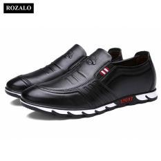 Giày lười công sở nam đế mềm Rozalo RM5333