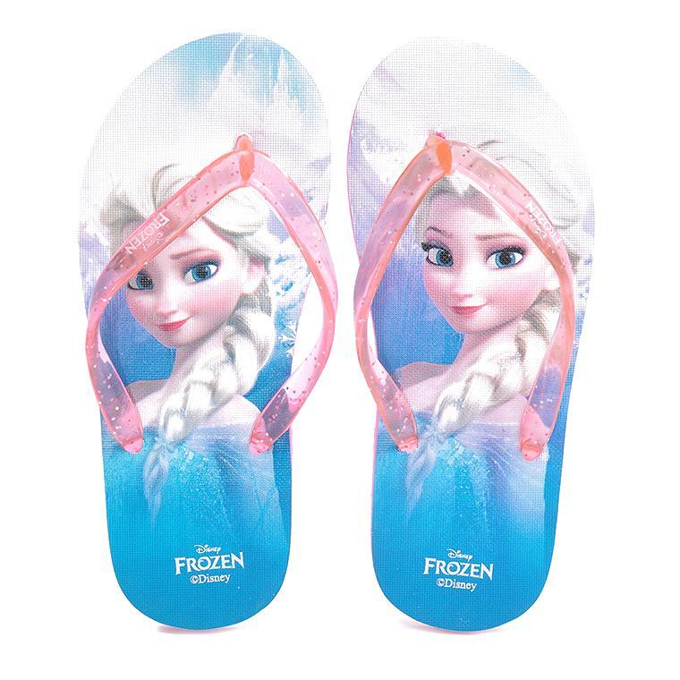 Dép Lào Bé Gái Bitis Frozen Nữ Hoàng Băng Giá DLG021011HOG (Hồng)
