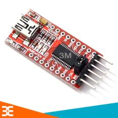 [Tp.Hà Nội] Module USB TO COM FT232 RL 3V3 – 5V – Đỏ