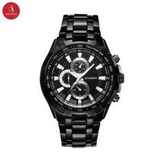 Đồng hồ nam CURREN 8023 cao cấp 41mm (Đen) + Tặng Hộp đựng đồng hồ thời trang & Pin