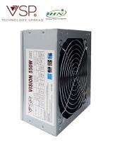 Nguồn dành cho máy tính bàn Vision 550W – Fan 12cm (bạc) + DÂY NGUỒN