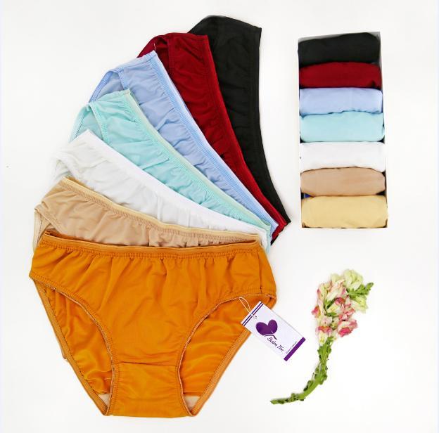 Bộ 10 quần lót nữ thun lạnh