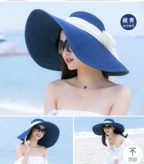 Nón rộng vành đi biển thời trang Hàn Quốc mới