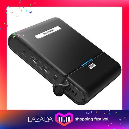 Giá Sạc dự phòng cho Laptop, Macbook RAVPower PB055 – 27000mAh – Hãng phân phối chính thức Tại KING DIGITAL
