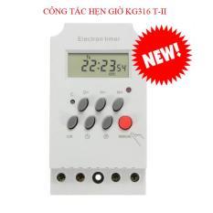 Công tắc hẹn giờ KG316 T-II, công suất 25A/220V
