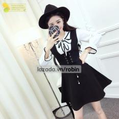 Váy Yếm Đan Dây Sành Điệu mt123