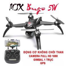Flycam MJX Bugs 5W phiên bản Version 2 – Động cơ không chổi than, GPS, Camera 8.0MP siêu nét