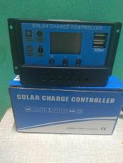 Điều khiển sạc pin mặt trời ISO9001 loại 30A – 1năm bảo hành