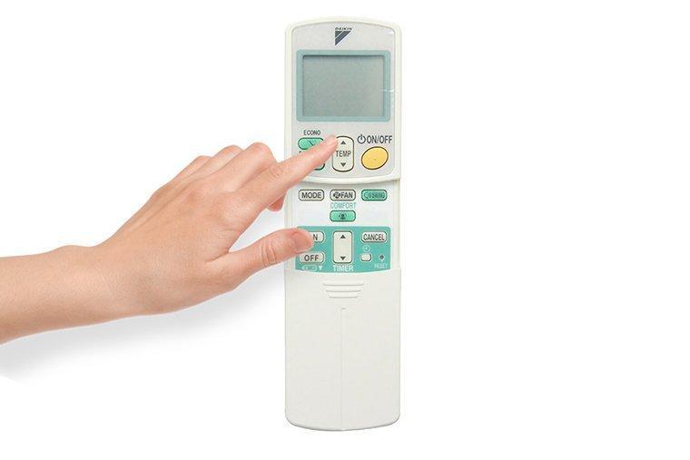 Điều khiển dành cho điều hòa Daikin Inverter 1 chiều