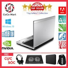 Laptop HP EliteBook 2560p Chạy CPU i7-2620M, 12.5inch, 16GB, SSD 480GB + Bộ Quà Tặng – Hàng Nhập Khẩu