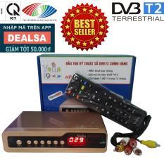 Đầu thu kỹ thuật số SET TOP BOX DVB-T2/HP-1115