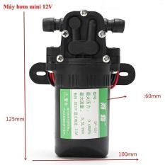 Bơm cao áp mini |May rua xe 12v |Máy bơm mini 12v đa năng, Nhỏ gọn cơ động và dễ sử dụng SP CHẤT LƯỢNG CAO BH UY TÍN. DDS-2286
