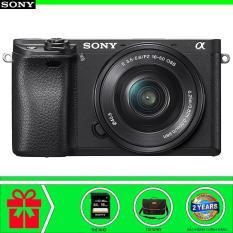 Máy ảnh Mirrorless Sony Alpha A6300 Kit 16-50mm – Tặng Thẻ SD 16GB và túi