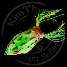 Mồi Nhái giả câu Cá Lóc, Cá Mú kiểu Thái (*Kim Thủy) KT-Lure-MNB-A06