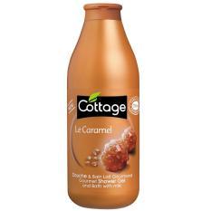 Sữa tắm dưỡng ẩm Cottage Pháp 750ml (Hương Caramel)
