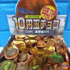 Chocolate đồng tiền (3 viên)