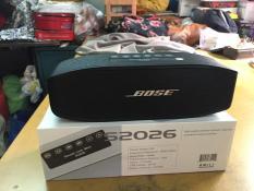 [Gía Sốc] Loa Bluetooth S2026 Hàng Công Ty ÂM THANH RẤT HAY