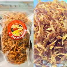 Mực tẩm gia vị xé sợi loại ngon nhất BÌNH ĐỊNH 500Gr (NCFOODVN)