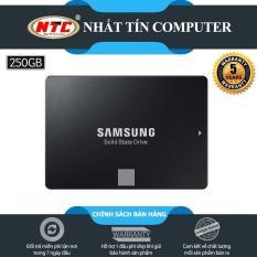 Ổ cứng SSD Samsung 860 Evo 250GB 2.5-Inch SATA III – box Hoa (Đen) – Bảo hành 5 năm
