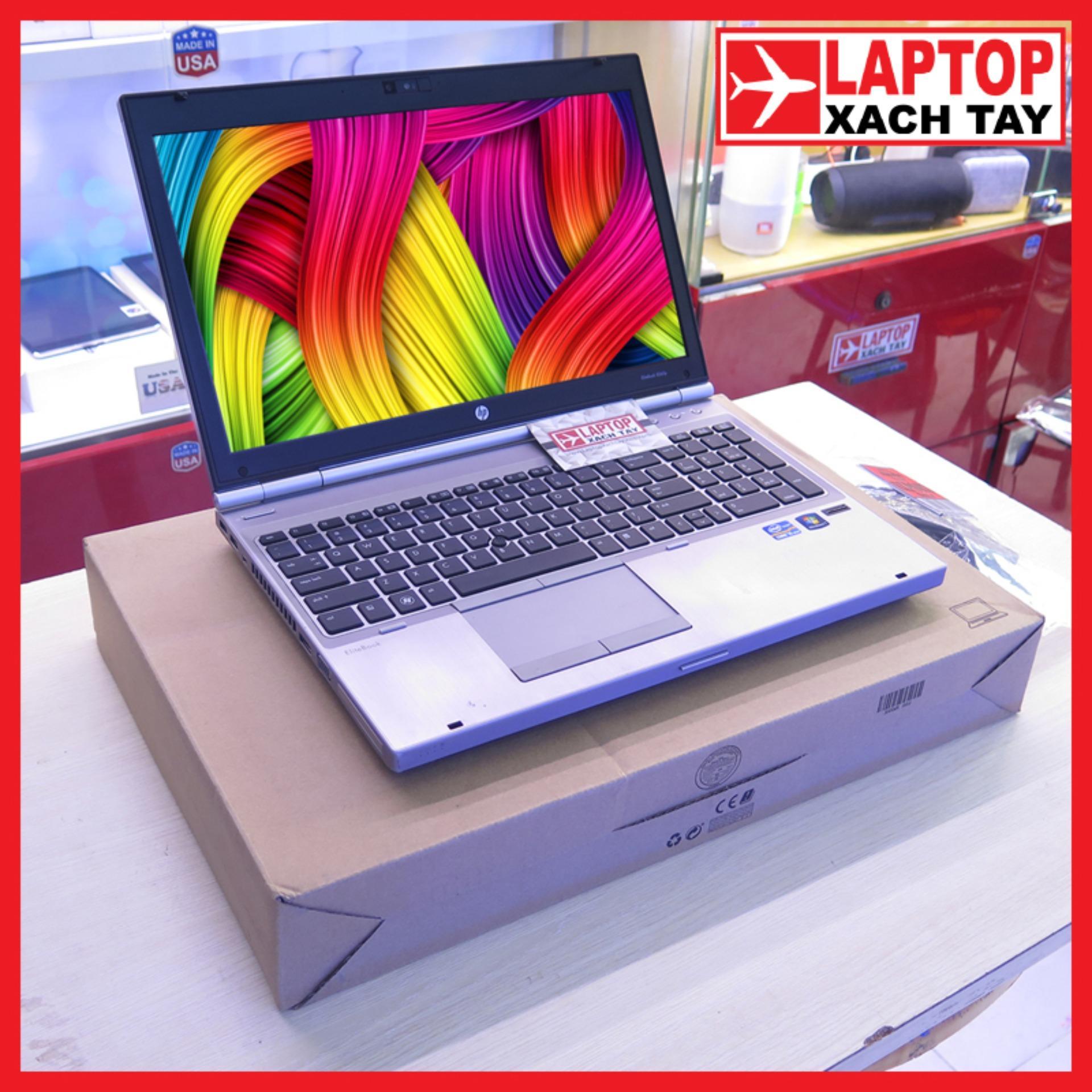 Laptop HP Elitebook 8560P i7/4/1TB/VGA - Laptopxachtayshop