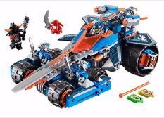 Lego Chiến xa của Clay